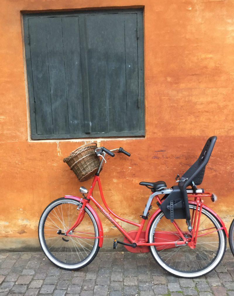 Bike in Copenhagen