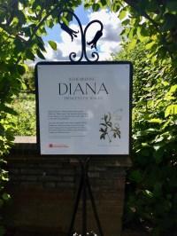 White Garden at Kensington Palace