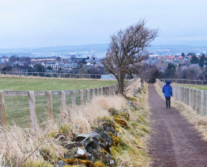 Walking the Pentlands