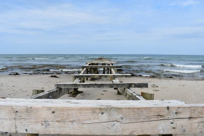 Beach at Gilleleje