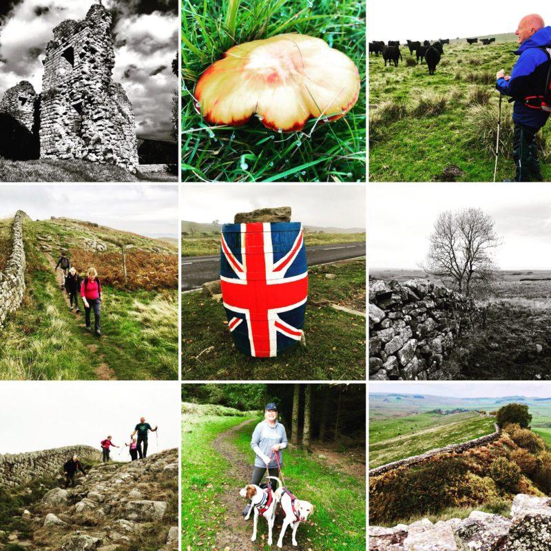 Kate Stoupas Day 4 Hadrian's Wall