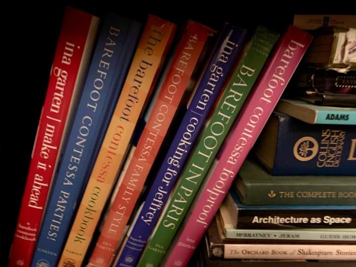Ina's books