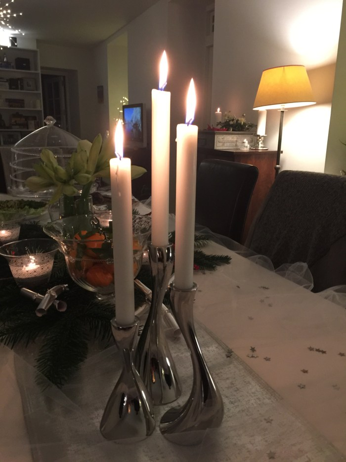 candles and danish design