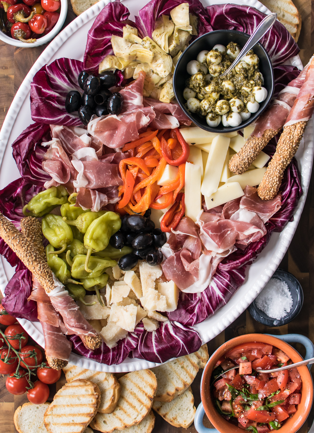 Italian Antipasti With Prosciutto Di Parma Carolyn S Cooking