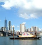 Ship of Tolerance in New York, created and designed by Emilia And Ilya Kabakov