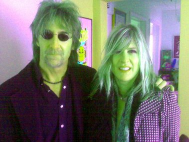 Scott Dailey & Carolyn Striho - Video Shoot
