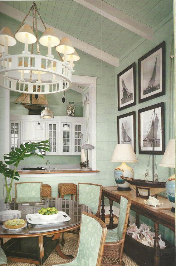 Our Top 15 Fave Green Coastal Decorated Rooms Caron S Beach House