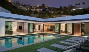 Hollywood Hills Pool