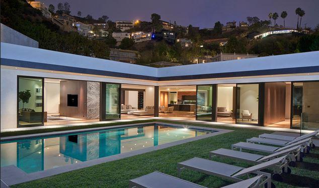 Hollywood Hills Pool
