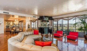 3430 square feet 10660 Wilshire 18th floor