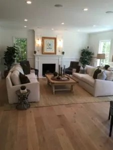 Holmby Hills Family room