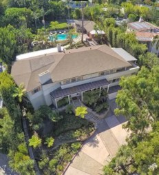 Holmby Hills Estate for sale 22,000 plus size lot