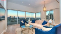 Wilshire Corridor penthouse 2 bedroom ,1291 sq ft , $1299,000 for sale