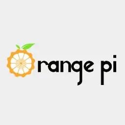 orange pi logo