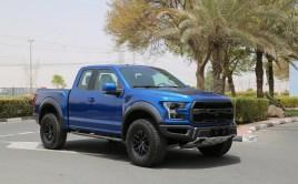Ford Raptor F150 – 2017