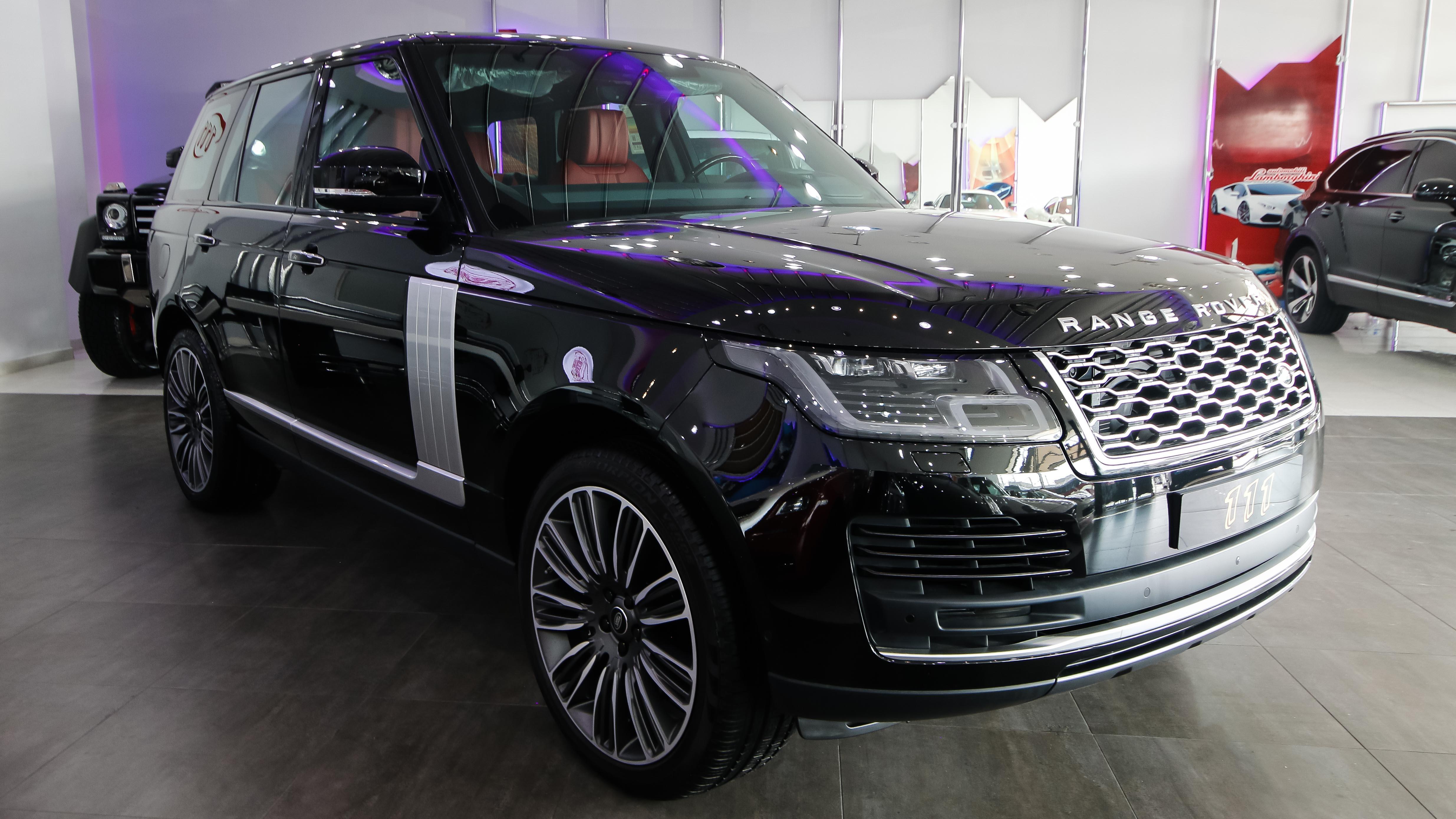 land rover range rover vogue se i carooza used new cars. Black Bedroom Furniture Sets. Home Design Ideas