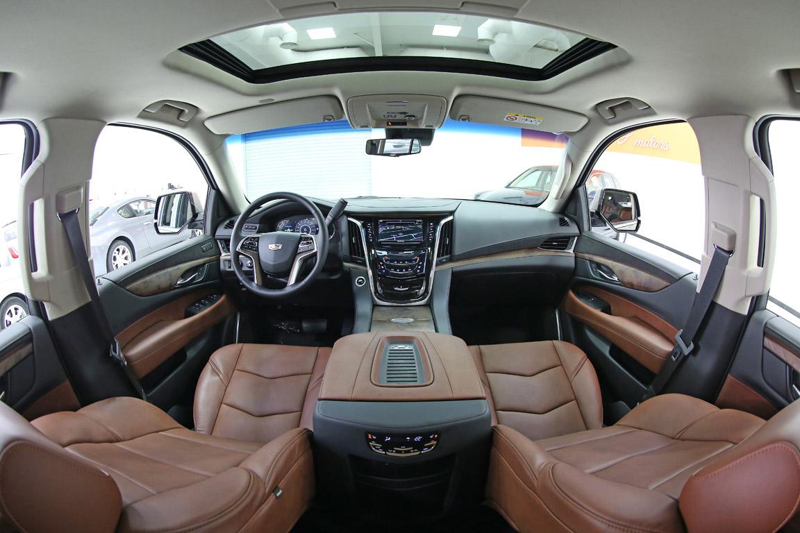 Cadillac Escalade Esv Premium 2018 Carooza 200