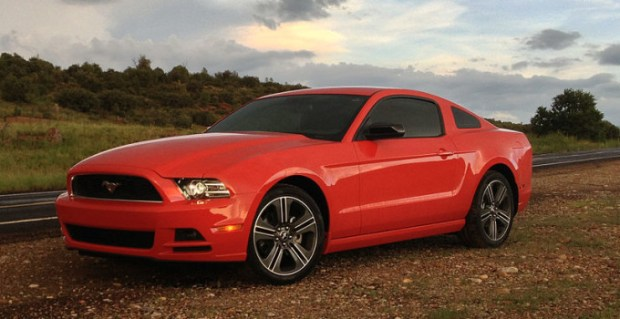 2014-Mustang