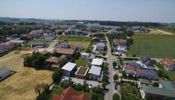 gewerbegebiet in niederbayern