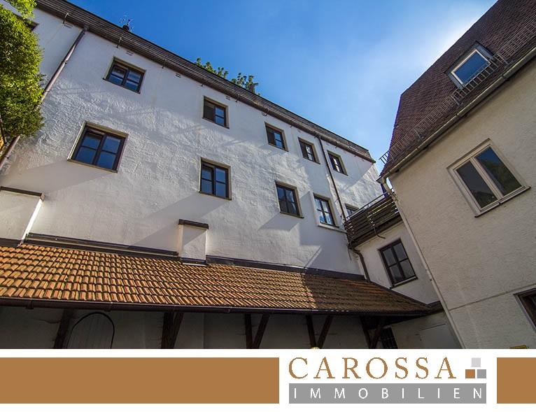 Außenaufnahme Wohngebäude Carossa Immobilien