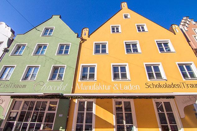 Landshut aussenansicht city-palais