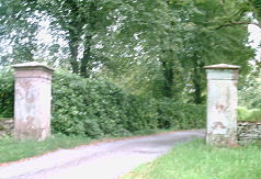 Rammerscales Entrance to the Mansion today