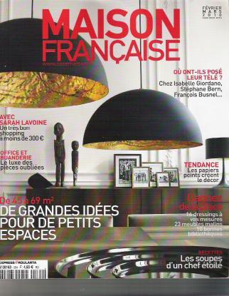 Maison Française 1