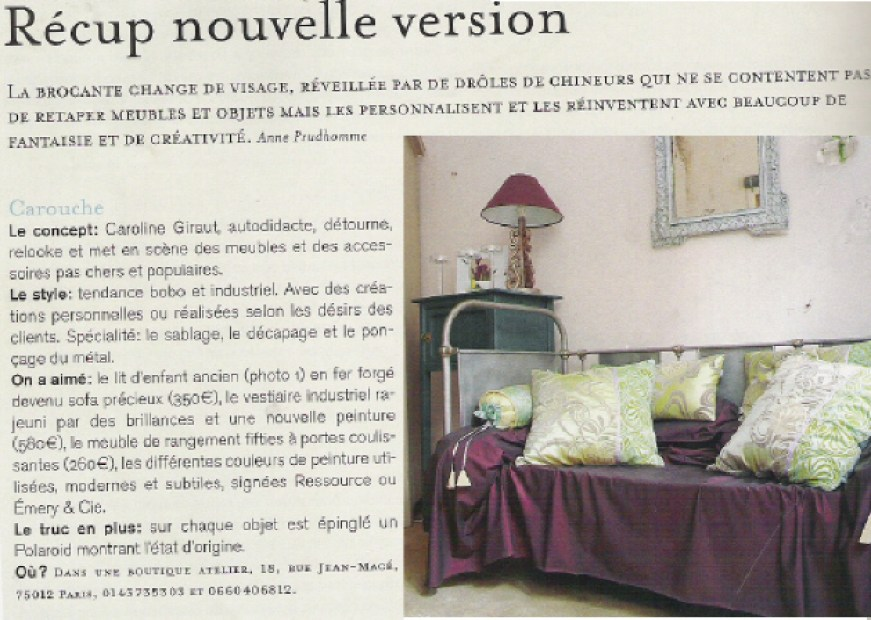 Marie Claire Maison 1bis