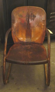Rocking-Chair Américain 1950