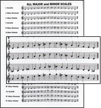 Major and Minor Scales