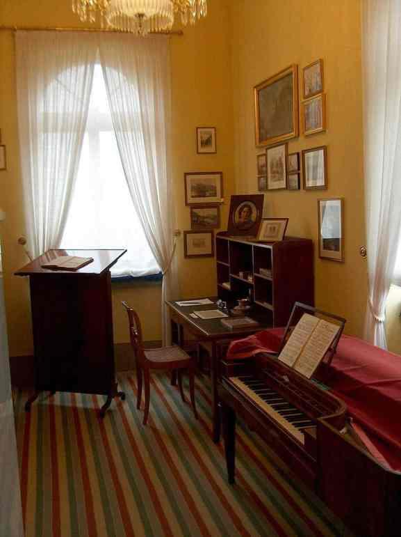 Mendelssohn's Study