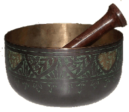Singing Bowls from India and Nepal
