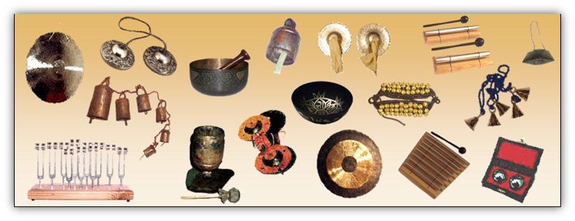 Bells, chimes and gongs