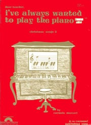 Christmas Songs Book 2 Easy Piano