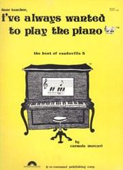 Best of Vaudeville Book 3 Easy Piano