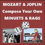 Mozart Joplin composing games