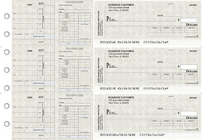 Circuit Payroll Invoice Business Checks
