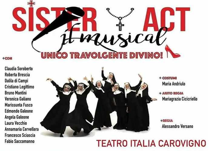 Spettacolo Teatrale Sister Act