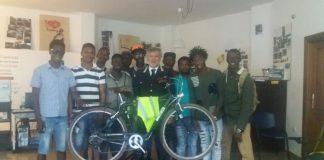 "Progetto ""Bike4freedom"""