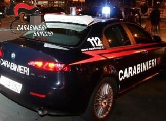 Una Volante dei Carabinieri (2)
