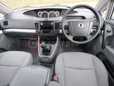 SsangYong Rodius Review  Part Two 2008