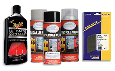 DIY Paint Chip and Scratch Repair. Fixing small nicks and scratches is a realistic job for most car enthusiasts. if it's not as deep, you can make the repair. scratch remover, abrasive square and a foam pad to make a perfect repair. Next in our Paint Repair Clinic Series: How-to Restore Dull.