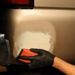 DIY: How to Repair Car Dent with Body Filler
