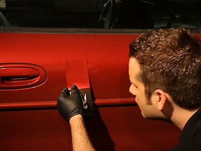 How to repair peeling car paint on ford avoid buying it at the mega auto stores they usually sell only generic colors which more likely not going to match your car solutioingenieria Image collections