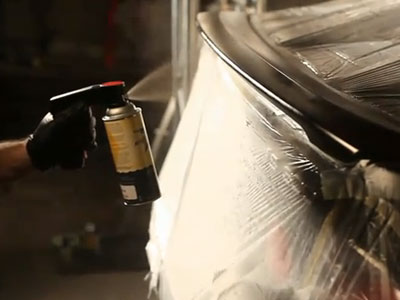 How to Repair Peeling Car Paint on Lexus IS