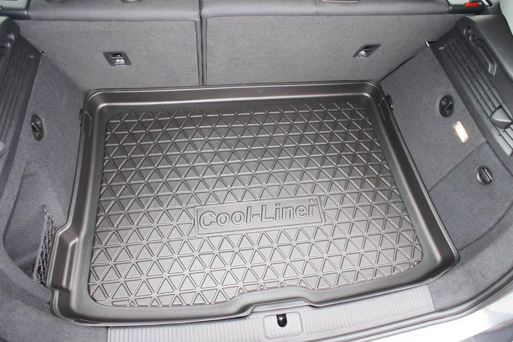 kofferraumwanne audi a3 8v 2012 2020 3 5 turer schragheck cool liner anti rutsch pe tpe gummi
