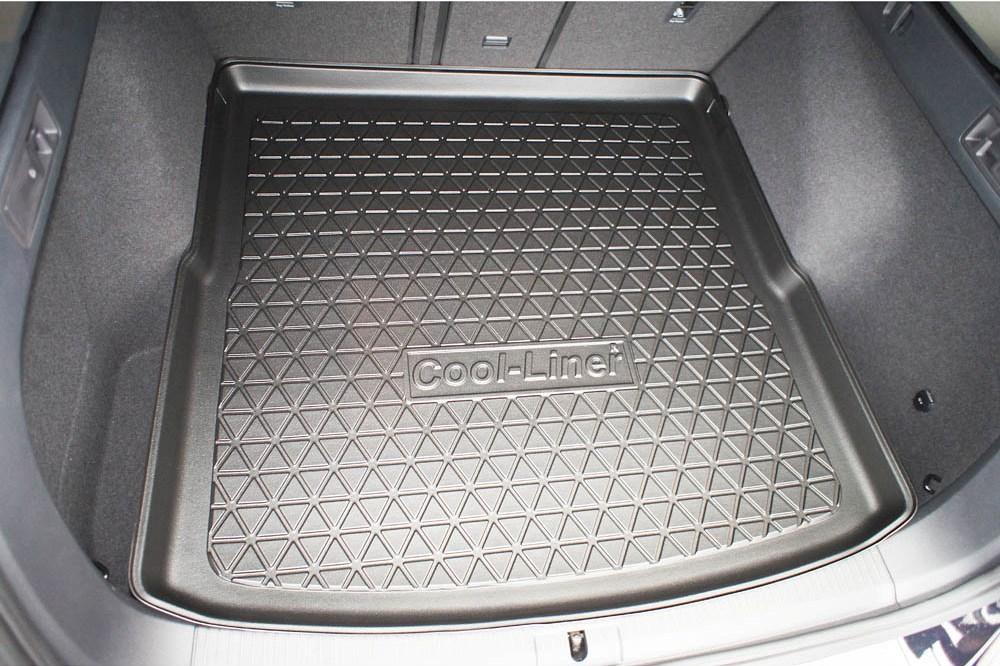 kofferraumwanne volkswagen golf vii variant 5g 2013 2020 cool liner anti rutsch pe tpe gummi