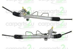 Parts to Suit TOYOTA HIACE Spare Car Parts, HIACE VAN POWER STEERING RACK 6878
