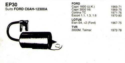 FORD : Car Parts And More