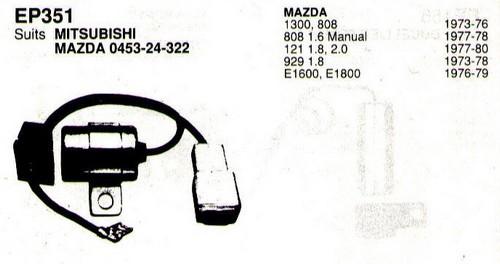 MAZDA : Car Parts And More